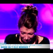 """Secret Story 10 : Mélanie en larmes, Leila Ben Khalifa moque """"la comédienne"""""""