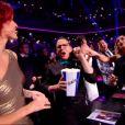 """""""Danse avec les stars 7"""" sur TF1. Le 15 octobre 2016."""