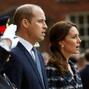Kate Middleton et William: Foot, recueillement et souvenir de Diana à Manchester