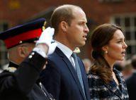 Kate Middleton et William: Foot, recueillement et souvenir de Diana à Manchester