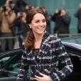 Catherine Kate Middleton, la duchesse de Cambridge et le prince William vont visiter le musée national du football à Manchester  The Duke and Duchess of Cambridge arrive at the National Football Museum in Manchester, 14 October 2016.14/10/2016 - Manchester