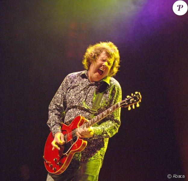 Gary Moore... plagiaire ! Eh oui...