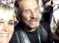 Johnny et Laeticia Hallyday : Déchaînés comme jamais pour les Rolling Stones...