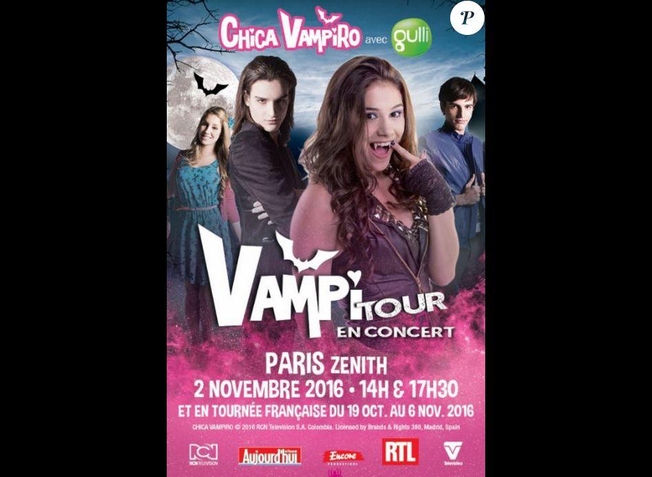 acheter pas cher 100% authentifié qualité parfaite Chica Vampiro : Le Vampitour est de retour ! - Purepeople