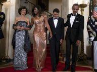 Barack et Michelle Obama : Dernier dîner d'État glamour face à Gwen Stefani