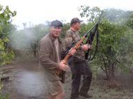 Pascal Olmeta tue froidement un éléphant, s'en vante et suscite l'indignation !