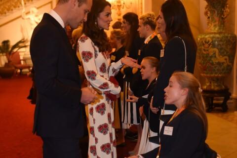 Kate Middleton, William et Harry : En forme olympique à Buckingham...