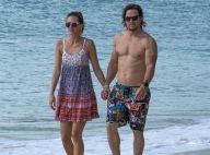 Mark Wahlberg : Vacances en amoureux à la Barbade avec sa sublime Rhea