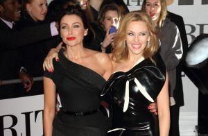 Kylie Minogue célèbre sa soeur Dannii avec une adorable photo d'enfance