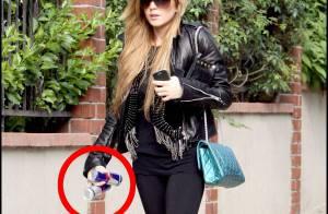 PHOTOS : C'est Lindsay Lohan qui fournit sa petite amie... en 'énergisants' !