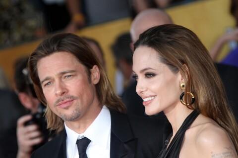 Brad Pitt refuse de signer la demande de divorce d'Angelina Jolie !