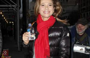 PHOTOS : L'actrice Lena Olin... 53 ans et toujours aussi magnifique !