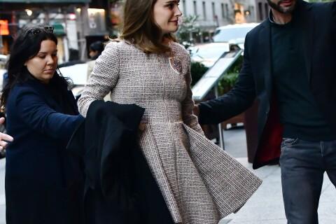 """Natalie Portman, enceinte et élégante : Une """"Jackie"""" très en forme(s)"""