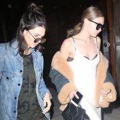 Kendall Jenner et Gigi Hadid ridiculisées par Photoshop dans un shooting absurde