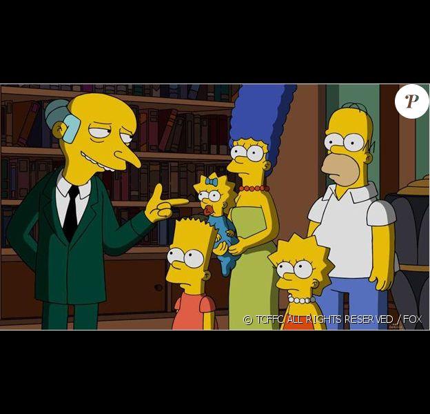 Les Simpson - Photo promo saison 28