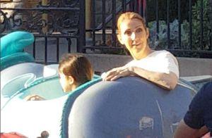 Céline Dion fête les 6 ans de ses jumeaux à Disneyland !