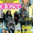 Closer n°594, édition du 28 octobre 2016