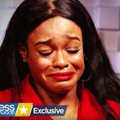 Azealia Banks en larmes, s'effondre lors d'une interview pour Access Hollywood après son altercation avec Russell Crowe. Vidéo publiée sur Youtube, le 27 octobre 2016