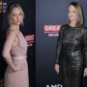 Jennifer Lawrence, sublime, émeut Jodie Foster, son épouse Alexandra et ses fils