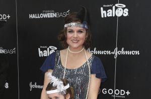 Tiffani Thiessen assortie à sa fille Harper, son mini sosie, pour Halloween