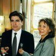 Serge et Michèle Lama en 1997