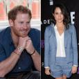 Le prince Harry et Meghan Markle, actrice de la série Suits, seraient tombés amoureux l'un de l'autre, selon des rumeurs rapportées en octobre 2016 par les tabloïds anglais.