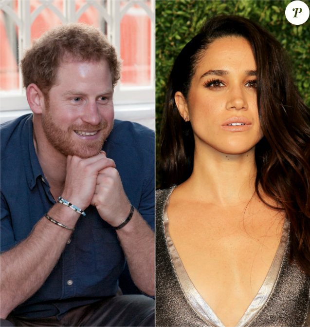 Kensington Palace officialise la relation entre le prince Harry et Meghan Markle