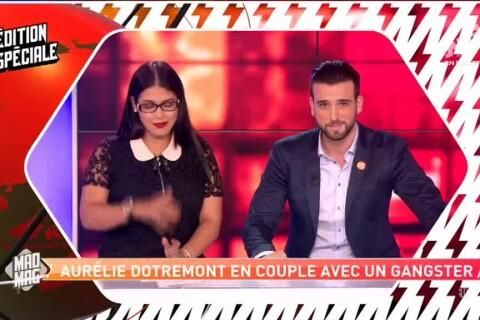 """Aurélie Dotremont amoureuse d'un """"gangster"""" selon le Mad Mag : Elle riposte"""