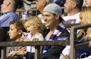 Michael Bublé : Son fils de 3 ans a un cancer, sa femme et lui sont