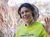 Marion Bartoli finit le marathon de New York 2016 : Défi relevé avec son frère