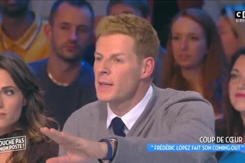 Frédéric Lopez, son coming out critiqué : Matthieu Delormeau réagit vivement