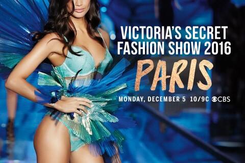 Victoria's Secret à Paris : Craquantes dans les costumes du défilé