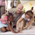 Paul Haggis inaugure La Casa Dei Angeli en Haïti