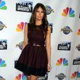 """Melania Trump - Soirée de la série """"The Celebrity Apprentice"""" à New York le 18 février 2015"""
