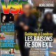 Le magazine VSD annonce que Jean-Jacques Goldman a quitté la France pour s'installer à Londres. En kiosques le 10 novembre 2016