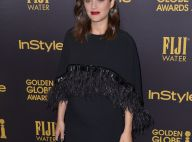 Marion Cotillard enceinte : Son ventre rond sublimé face à Jessica Chastain sexy