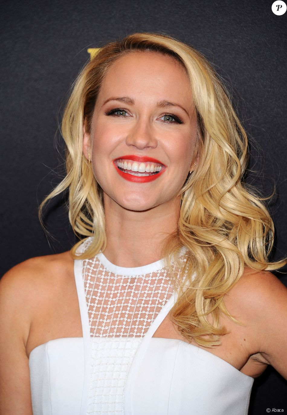 Anna Camp Lors De La Soir 233 E Hollywood Foreign Press Association And Instyle Celebration Of The