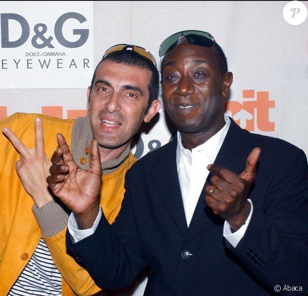 Charly et Lulu à Paris 29 avril 2003.