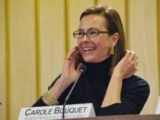 PHOTOS : Carole Bouquet, une ambassadrice dévouée et charmante...