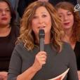 """Evelyne Thomas dans """"C'est mon choix"""" sur Chérie 25, le 11 novembre 2016."""