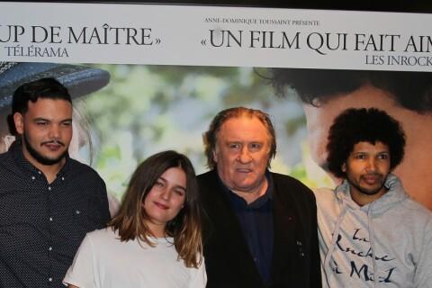 """Gérard Depardieu fait un """"Tour de France"""" qui aurait pu ne jamais voir le jour"""