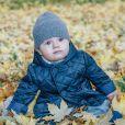 La princesse Estelle de Suède, fille de la princesse Victoria et du prince Danial, photographiée par Kate Gabor à l'automne 2015. © Kate Gabor / Kungahuset (Cour royale de Suède)