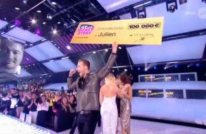 Gagnant de Secret Story 10 : Julien remporte 110 000 euros avec 42% des voix