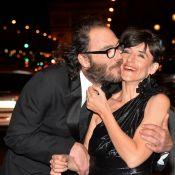 """Philippe Rebbot, sa compagne Romane Bohringer : """"Entre nous, c'est l'amour flou"""""""