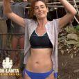 """Julie et Jérémy - """"Koh-Lanta, L'île au trésor"""", le 18 novembre 2016 sur TF1."""