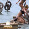 """Ludivine, Julie - """"Koh-Lanta, L'île au trésor"""", le 18 novembre 2016 sur TF1."""