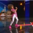 """Elysha dans """"Incroyable Talent 2016"""" le 22 novembre sur M6."""