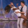 """Fabienne dans """"Incroyable Talent"""" sur M6 le 22 novembre 2016."""