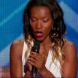 """Fabienne dans """"Incroyable Talent 2016"""" sur M6 le 22 novembre."""