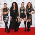 Leigh-Anne Pinnock, Jesy Nelson, Perrie Edwards et Jade Thirlwall (Little Mix) - Soirée des BBC Music Awards 2015 à Birmingham. Le 10 décembre 2015